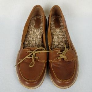 Born - Leather Causal Loafers